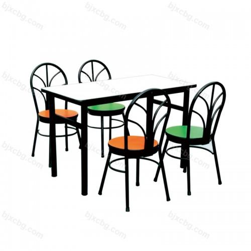 小吃店快餐店餐桌椅CZY-04