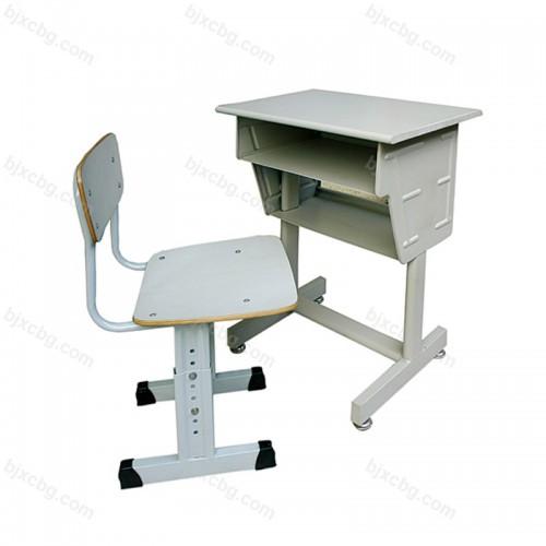 学校辅导培训课桌椅单人学习桌KZY-10
