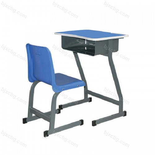 学校中小学生课桌椅套装KZY-01