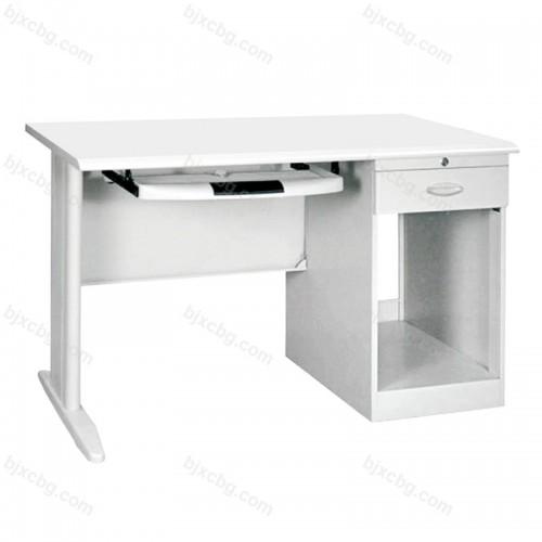 主管桌防火板台面带锁电脑桌10