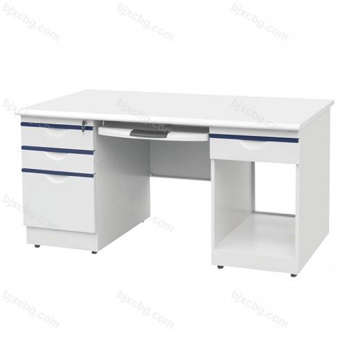 钢制台式电脑家用桌08