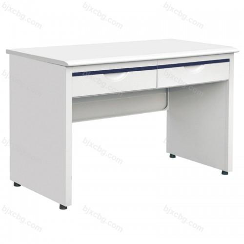 钢制办公桌铁皮职员桌03