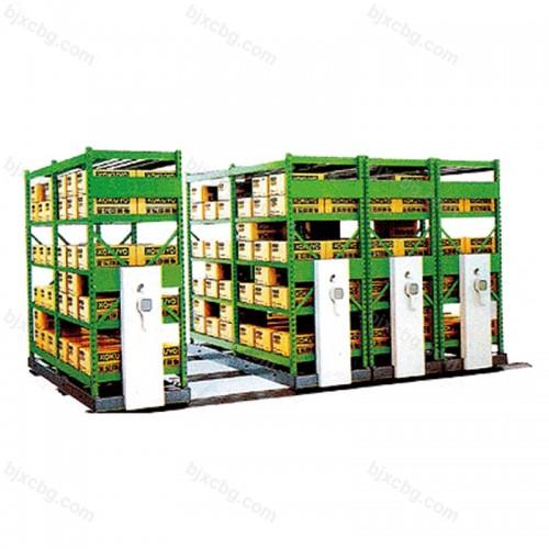 移动多层储物密集柜MJG-15