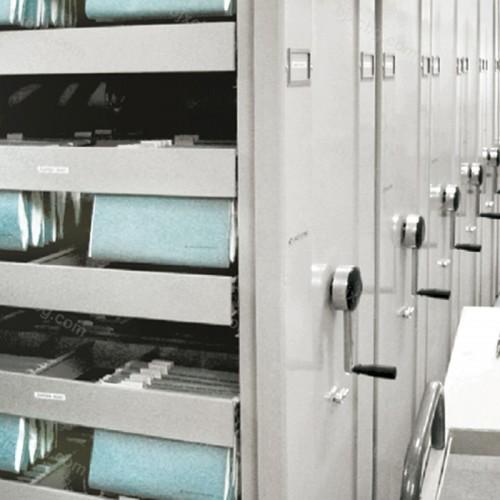 档案室资料密集柜MJG-09