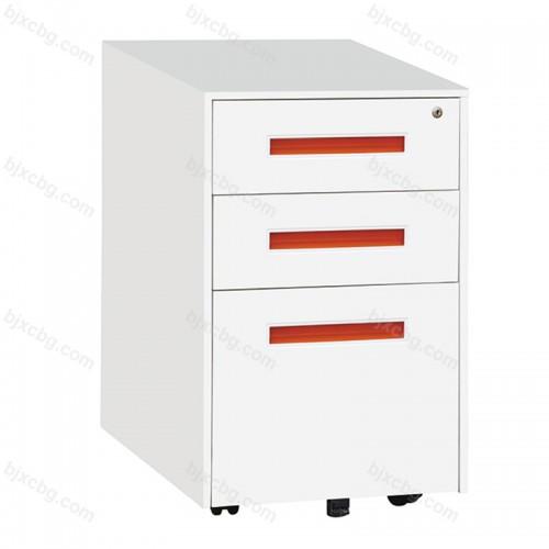 家用储物柜带锁档案矮柜07