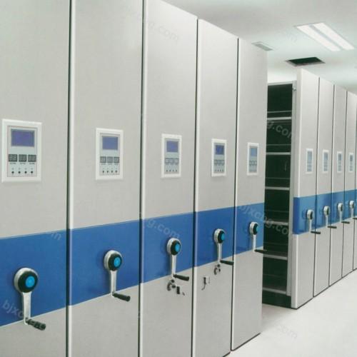 财务档案柜文件柜密集柜MJG-01