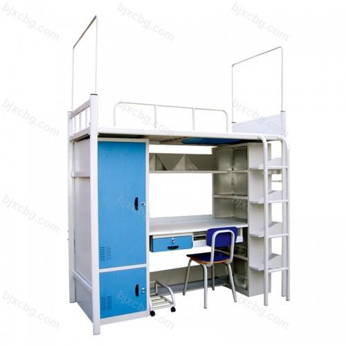 学生公寓宿舍上床下桌GYC-06