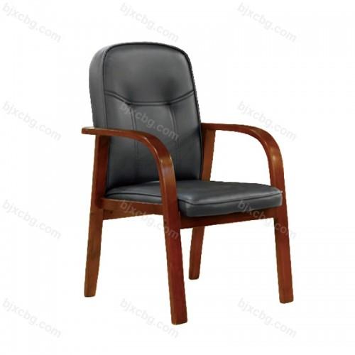 真皮老板椅可躺实木办