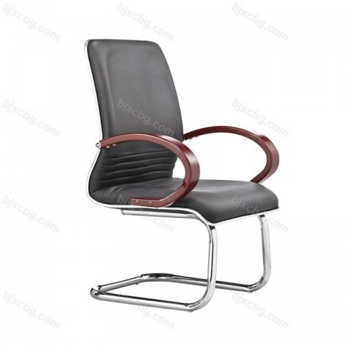 职员电脑椅会议弓形椅