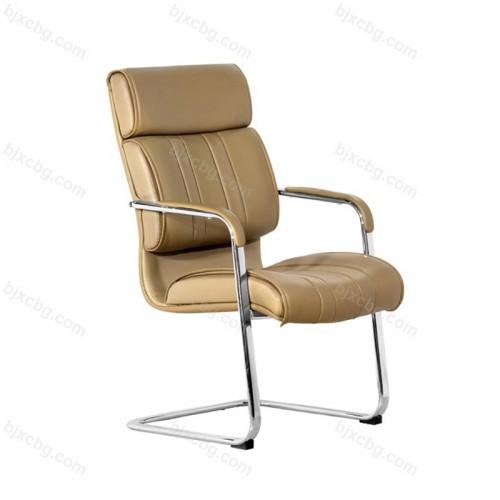 皮面靠背职员工作椅子