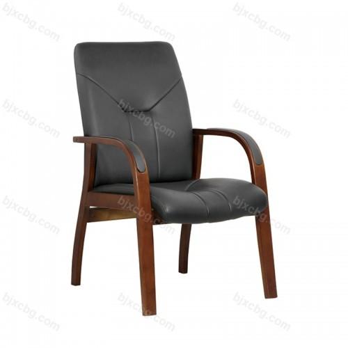 实木椅培训椅实木会议椅21