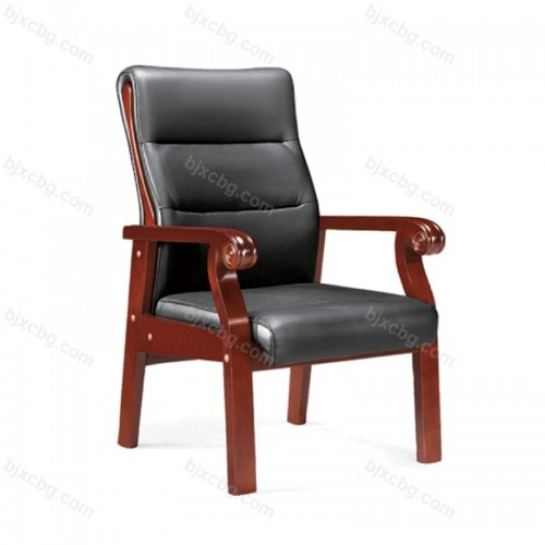 实木办公会议椅电脑椅19