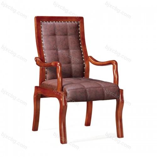 真皮靠背椅职员椅17