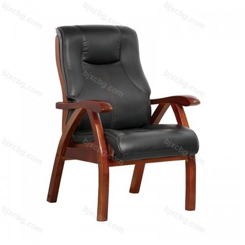 办公电脑椅实木老板椅13