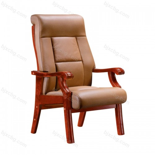 实木办公椅会客椅07