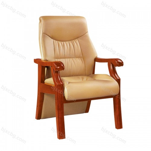 实木会议椅办公椅02