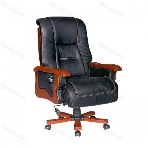 真皮实木办公椅电脑椅大班椅20