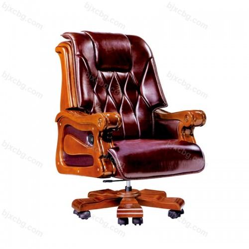 大班椅办公椅实木椅子18