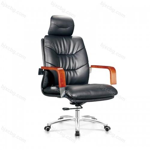 升降转椅人体工学老板椅07