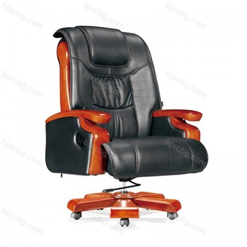 电脑椅老板椅真皮办公椅子09