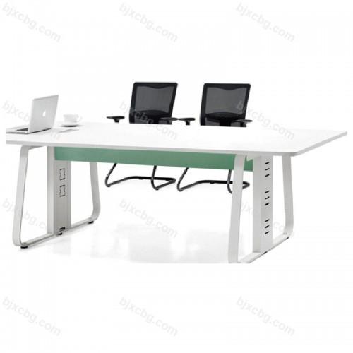 现代办公会议桌开会洽谈办公桌36
