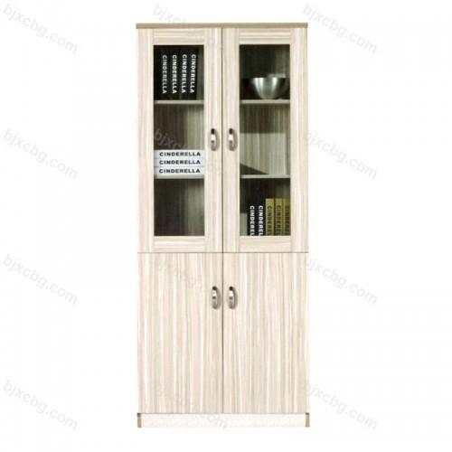 办公书柜档案柜带锁柜25