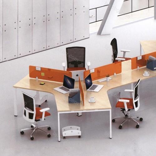 职员办公桌屏风桌14