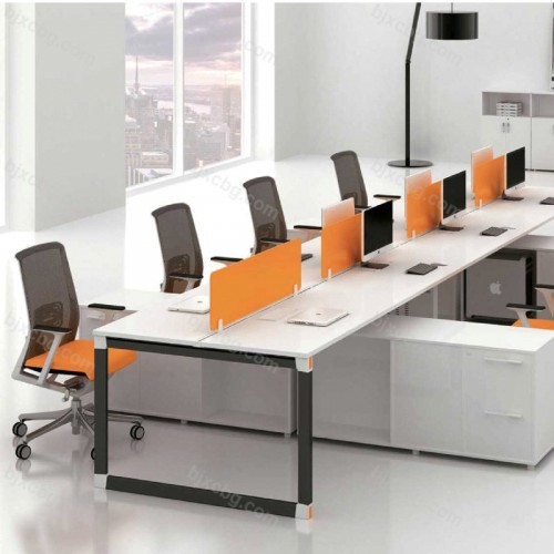 组合工位隔断职员桌12