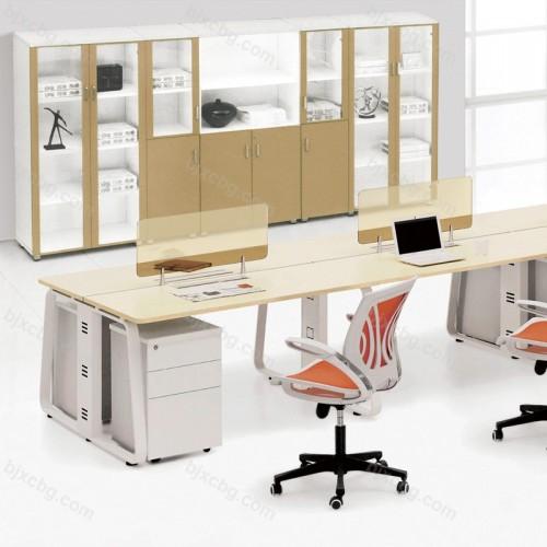 员工位屏风职员桌椅组合10