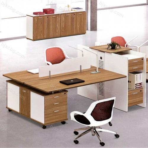 员工电脑办公桌椅组合家具09