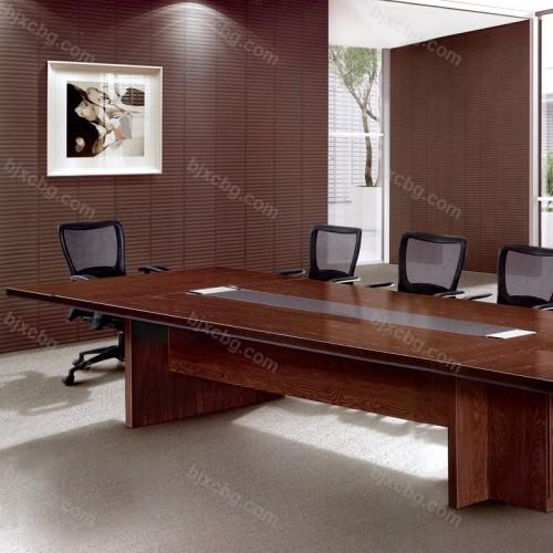 现代简约会议桌长桌子24