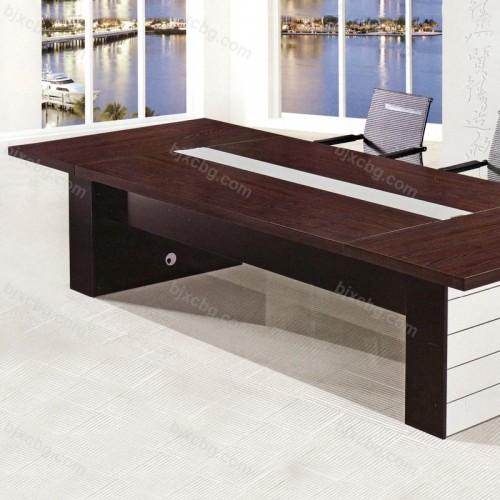 大型会议桌长桌简约现代版式长条桌23