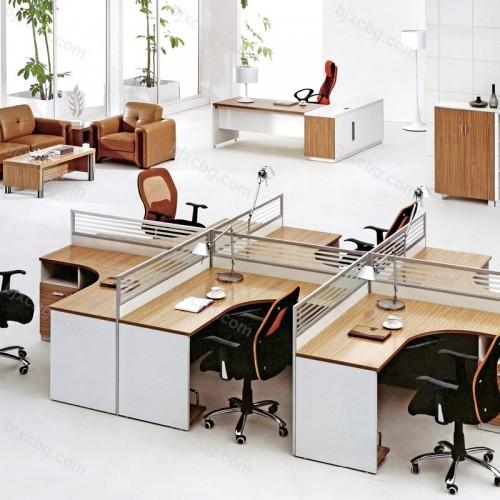屏风工作位职员办公桌05