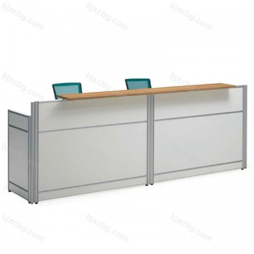 简约现代吧台桌前台接待台18