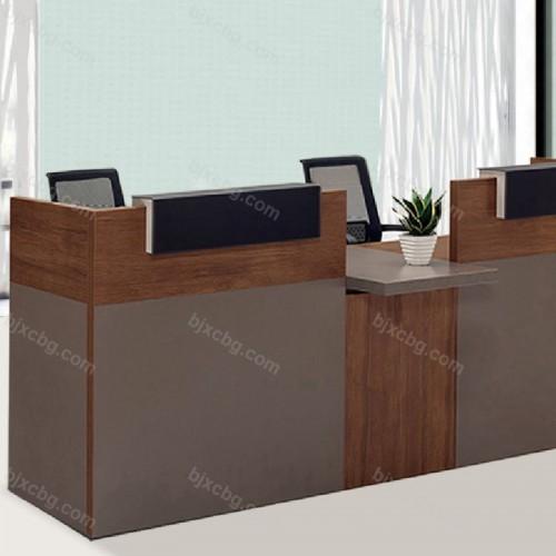 前台办公桌收银咨询台10