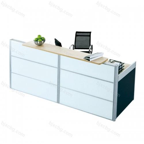 简约现代办公室柜台03