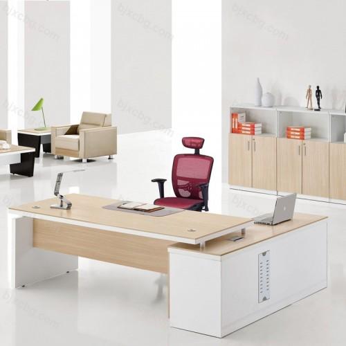 现代大班台经理桌办公台20