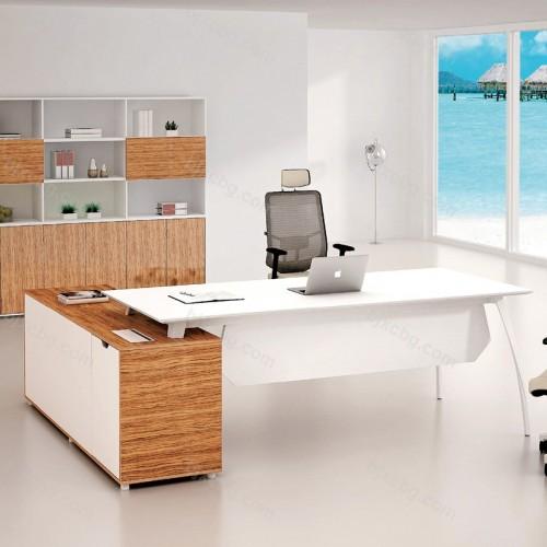办公室主管桌桌经理班桌独立台17
