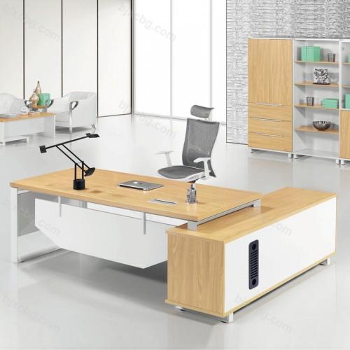 现代老板桌办公桌总裁经理大班台15