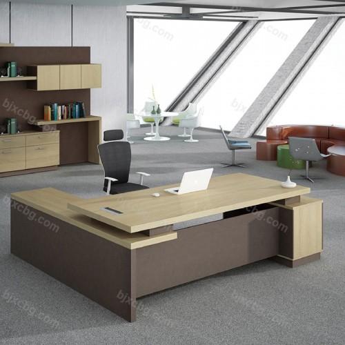 办公桌办公家具总裁台新款桌12