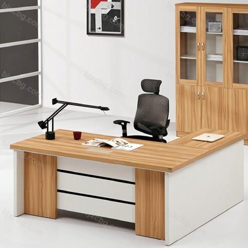 老板桌主管桌商务板式台11