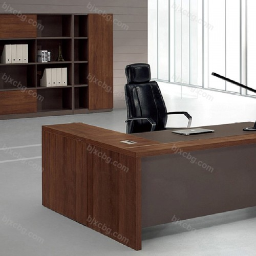 办公家具现代老板桌办公桌07