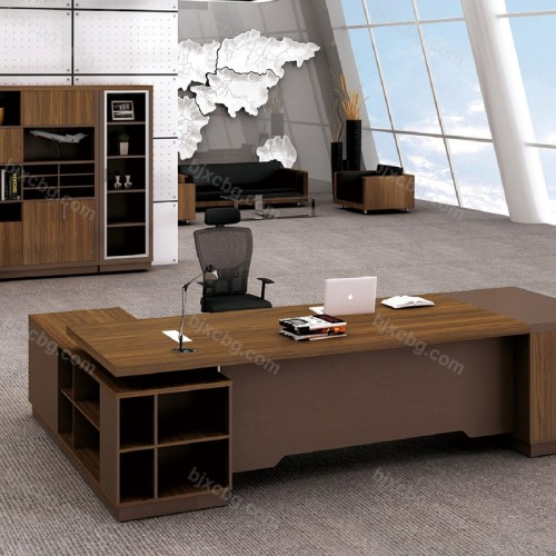 大气美观老板台总裁桌04