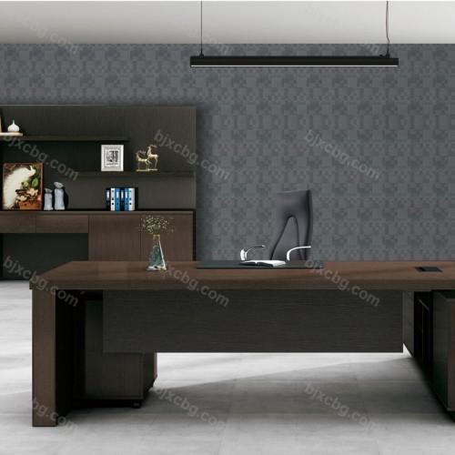 办公老板桌现代大班台经理办公桌03