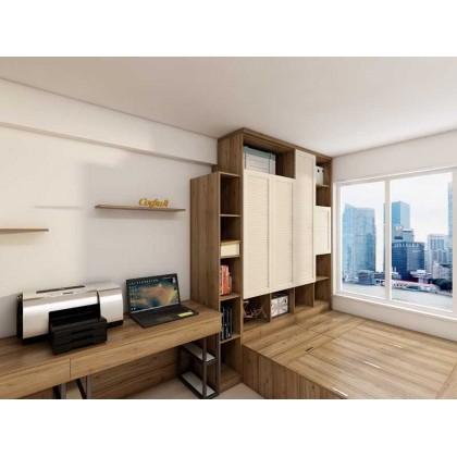 北京德洛尼全屋定制家居。橱柜,衣柜,榻榻米。