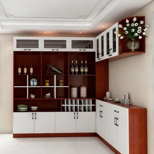 现代简约酒柜整体餐厅柜34
