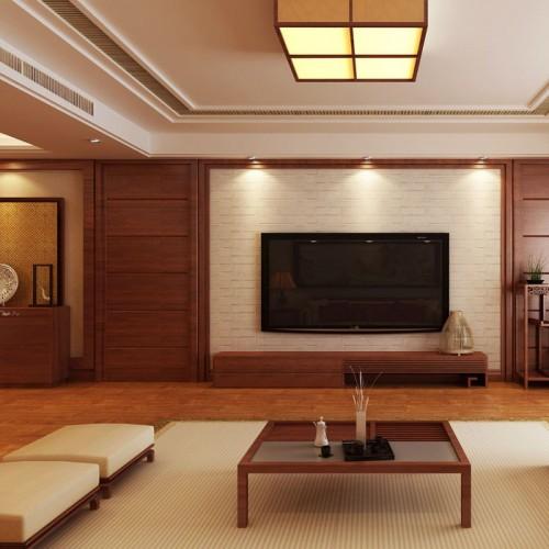 客厅整体家装定制家具03