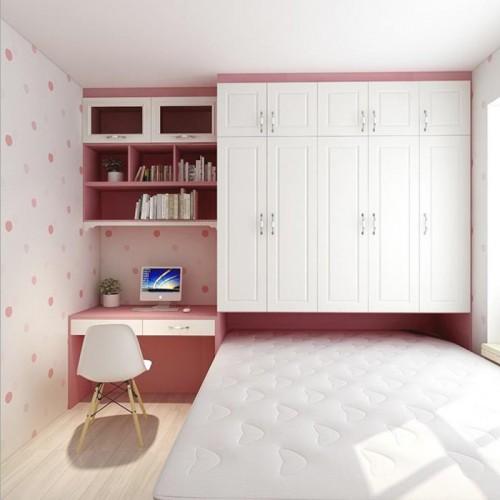 儿童卧室整体定制家具13