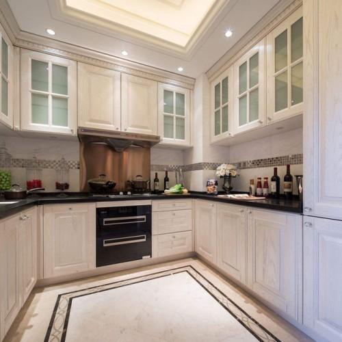 简约厨房整体橱柜定制家具12