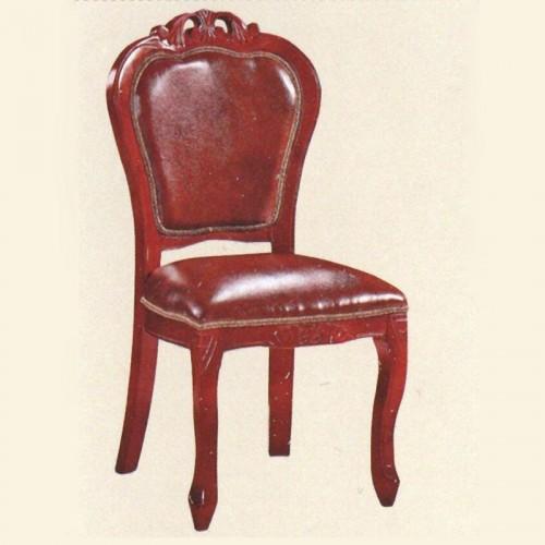 厂家直销酒店实木餐椅50